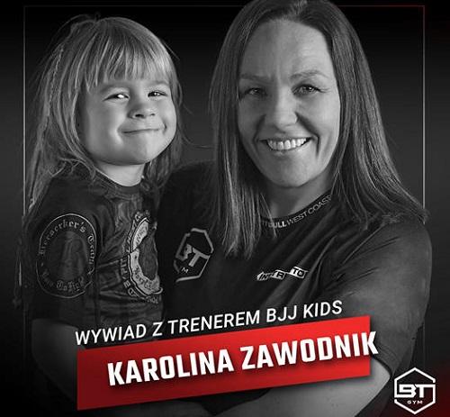 """Karolina Zawodnik: """"Czekam na chwilę, aż moi uczniowie mnie przerosną, będę z nich bardzo dumna"""""""
