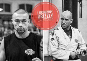 Seminarium BJJ z Krzysztofem Łukaszewiczem na pierwsze urodziny GRIZZLY Martial Arts