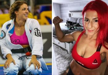 Mackenzie Dern zmierzy się z Randą Markos na UFC Brasil. Zobacz, jak prezentuje się jej forma
