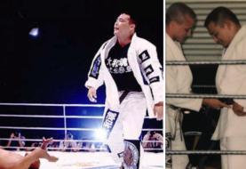 IBJJF nie uznaje Ensona Inoue za posiadacza czarnego pasa BJJ