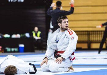 Robert Henek mistrzem i brązowym medalistą MP w Ju-Jitsu