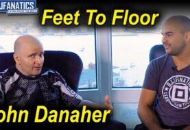 John Danaher: życzyłbym sobie żeby tak jak leglocki, tak walka w stójce była bardziej rozwinięta
