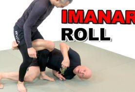 Ciężki nokaut po Imanari Roll
