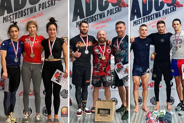 Oficjalne wyniki XVI Mistrzostw Polski ADCC