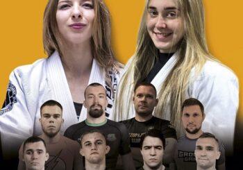 Wyniki Flow Fighters Invitational - turniej purpurowych pasów i superfight