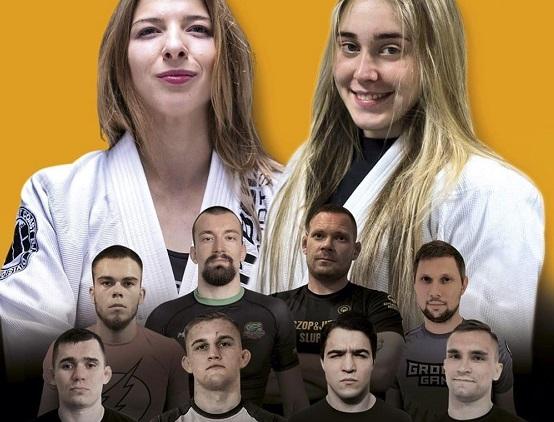 Wyniki Flow Fighters Invitational – turniej purpurowych pasów i superfight