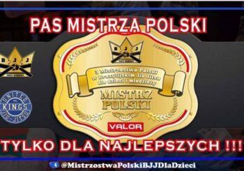 III Mistrzostwa Polski Gi & NO GI dla dzieci i młodzieży - komunikat organizacyjny