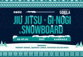 Zimowy obóz Academia Gorila już na początku lutego 2021