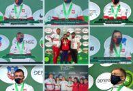 Zdobycze medalowe naszych zapaśników na Pucharze Świata w Belgradzie