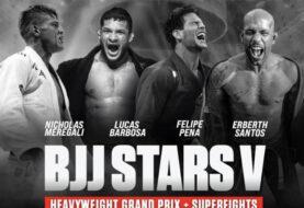 BJJ Stars V: Grand Prix wagi ciężkiej; Meregali faworytem turnieju