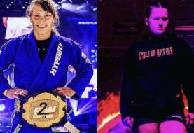 Maria Małyjasiak stanie do pojedynku o pas organizacji Fight To Win