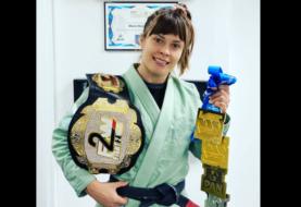 Maria Małyjasiak będzie bronić pasa mistrzowskiego F2W