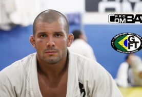 Trzecia walka Rodolfo w UFC