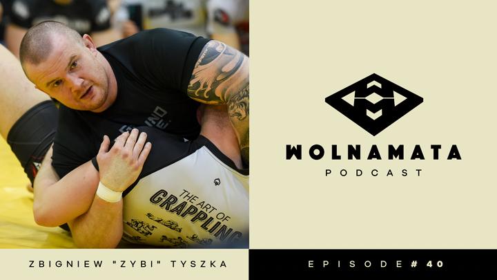 """Wolna Mata Podcast #40 – Zbigniew """"Zybi"""" Tyszka"""