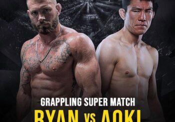 Gordon Ryan vs Shinya Aoki na gali One Championship