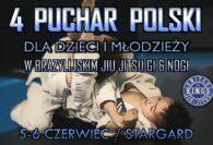 IV Puchar Polski GI & NO GI w BJJ dla dzieci i młodzieży
