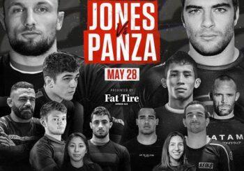 FloGrappling WNO: Jones vs Panza