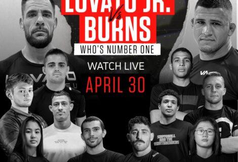 WNO: Rafael Lovato Jr. vs Gilbert Burns - WYNIKI