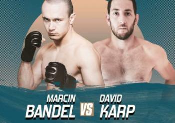 Marcin Bandel wraca po dwuletniej przerwie do MMA