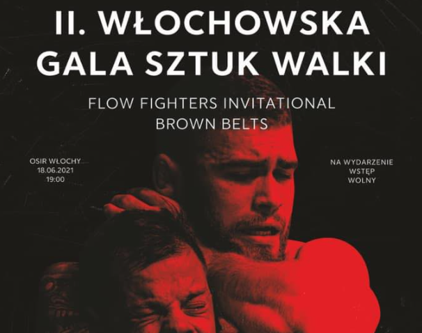 Wyniki turnieju brązowych pasów Flow Fighters Invitational