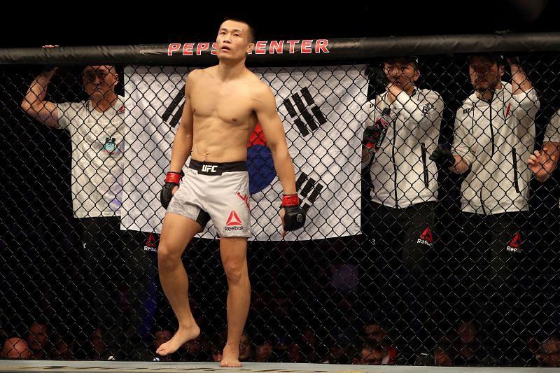"""Jung Chan-sung """"Korean Zombie"""" promowany na czarny pas BJJ po wygranej w UFC"""