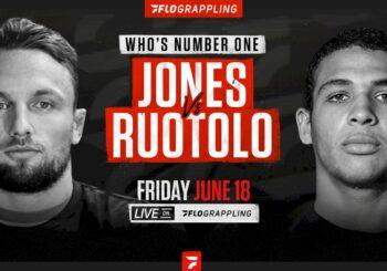 Who's Number One: Jones Ruotolo + Burroughs vs Martinez