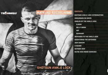 Mateusz Szczeciński prezentuje nową szkoleniówkę na platformie Techniqly
