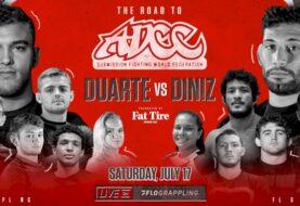 Road To ADCC: Duarte vs Diniz - wyniki