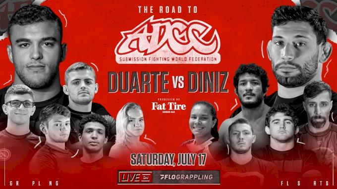 Road To ADCC: Duarte vs Diniz – wyniki