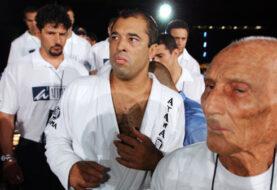 Oldschool: Helio Gracie pomaga w przygotowaniach Royce'a do walki z Sakurabą