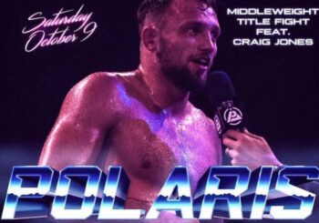 Craig Jones będzie bronił tytułu na Polaris 17